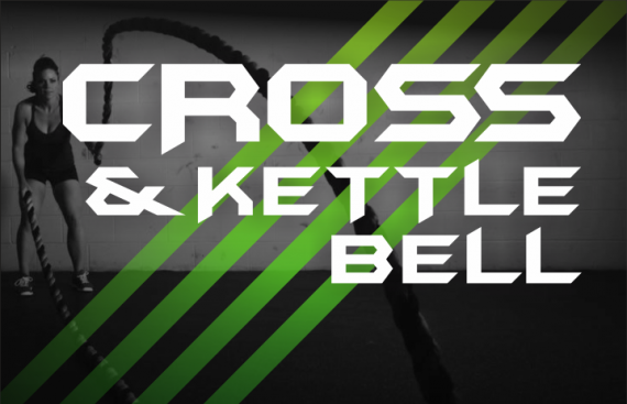 Cross & Kettlebell